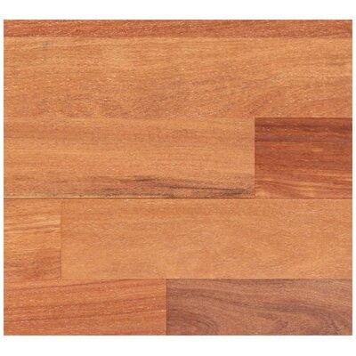 3 Engineered Cumaru Hardwood Flooring in Natural