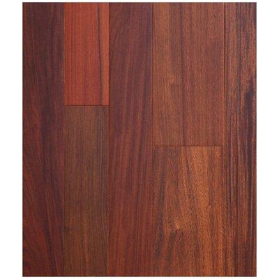 3 Engineered Ipe Hardwood Flooring in Espresso