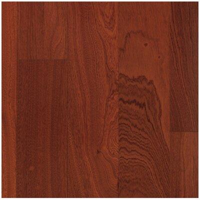 3 Engineered Hazel Sapele Hardwood Flooring in Burgundy