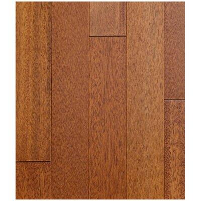 3-1/2 Solid Merpauh Hardwood Flooring in Natural