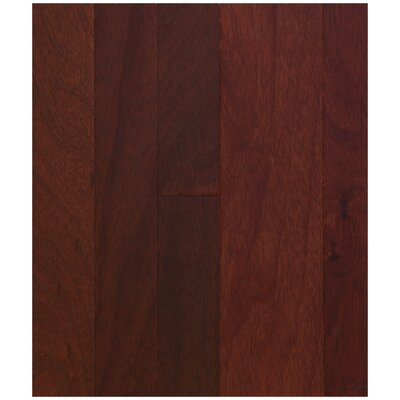 5 Engineered Padouk Hardwood Flooring in Natural