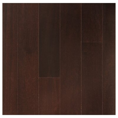 3-1/2 Engineered Brazilian Cherry Hardwood Flooring in Espresso