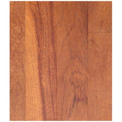 5 Solid African Magnolia Hardwood Flooring in Sienna