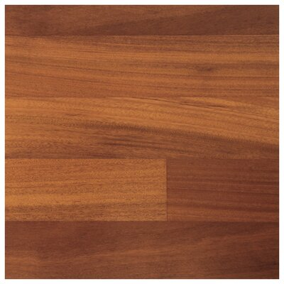 3 Engineered African Tigerwood Hardwood Flooring in Natural