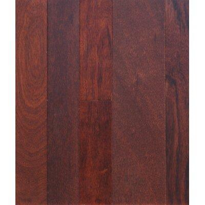 3 Engineered Mozambique Ovengkol Hardwood Flooring in Latte