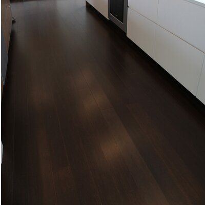 5 Engineered Strand Woven Bamboo  Flooring in Autumn Harvest