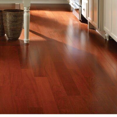 3-1/2 Engineered Brazilian Cherry Hardwood Flooring in Classic