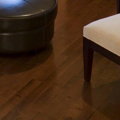 3 Engineered African Magnolia Hardwood Flooring in Latte