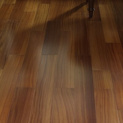 5 Engineered Brazilian Teak Hardwood Flooring in Natural