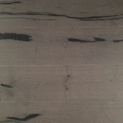 7-1/2 Engineered White Oak Hardwood Flooring in Umber