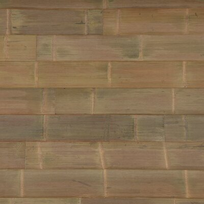 3-1/4 Solid Bamboo Frost  Flooring in Morning Mist