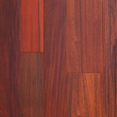 Ipe 5 Engineered Hardwood Flooring in Espresso