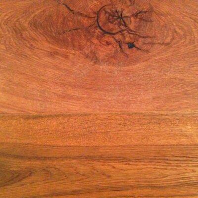 7-1/2 Engineered White Oak Hardwood Flooring in Copper Washed