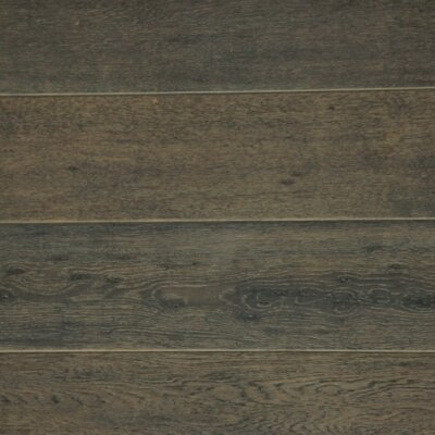 7-1/2 Engineered White Oak Hardwood Flooring in Vintage Saddle