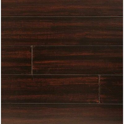 5 Engineered Bamboo Flooring in Chestnut