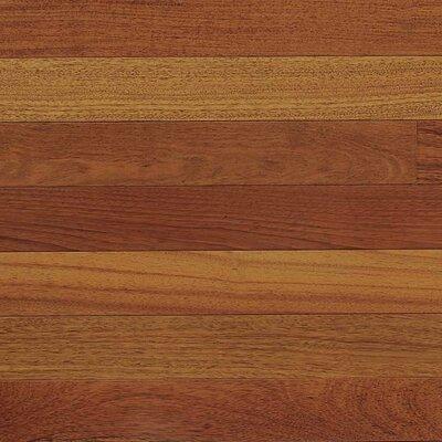 3-1/4 Solid Brazilian Cherry Jatoba Hardwood Flooring in Natural