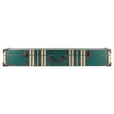 Vintage Suitcase Wall Shelf