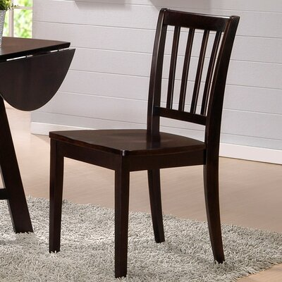 Low Price Comfort Decor Victor Side Chair (Set of 2)