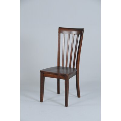 Easy financing Contemporary Slat Back Side Chair (...
