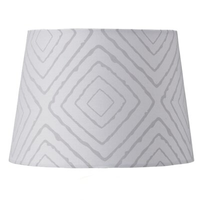 Maze 8 Cotton Drum Lamp Shade