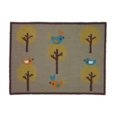 Animal Tree Area Rug