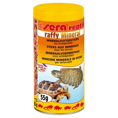 Buy minerals in food - Raffy Mineral Terrapin Food - Size: