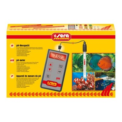 Buy low price sera ph meter measuring instrument fish for Sera aquarium