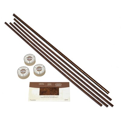 Backsplash Accessory Specialty Piece Tile Trim Color: Moonstone Copper