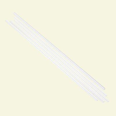 Fasade Backsplash Accessory Kit Color: Matte White