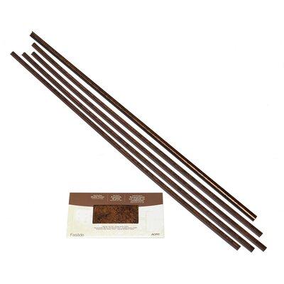 Fasade Backsplash Accessory Kit Color: Moonstone Copper