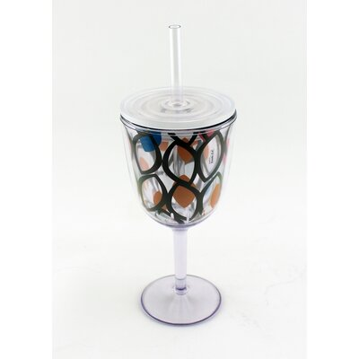 Acrylic Wine Glass 2211611