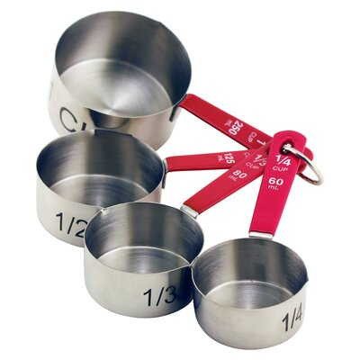 4 Piece Keelan Measuring Cup Set 2211601
