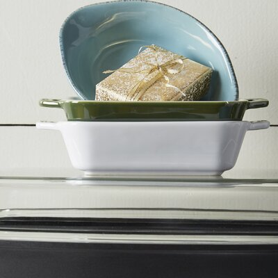 Cook'n'Co 12.5-in, Non-Stick Roasting Pan with Lid 2801352