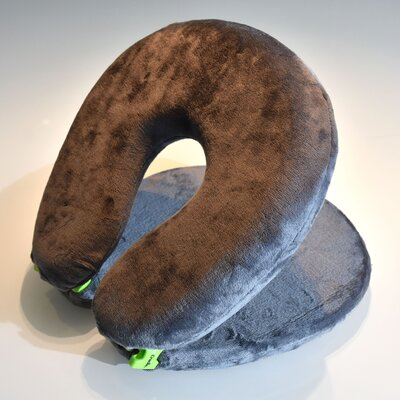 Face Cradle Velvet Bolster Color: Gray