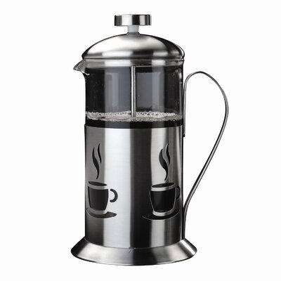 Cook and Co. French Press Coffee Cup Size: 4 Cup 2800140