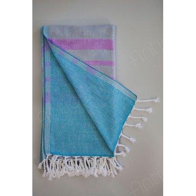 Alya Bath Towel Color: Gray