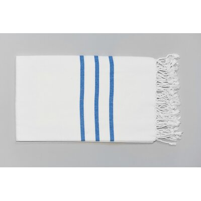 Burns Classic Bath Towel Color: Royal Blue