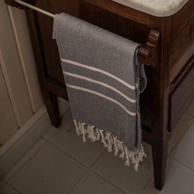 Classic Bath Towel Color: Navy