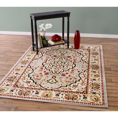 Jasmin Gray Area Rug