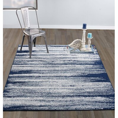 Abstract Orlie Multi-Colored Area Rug Rug Size: Rectangle 5 x 7