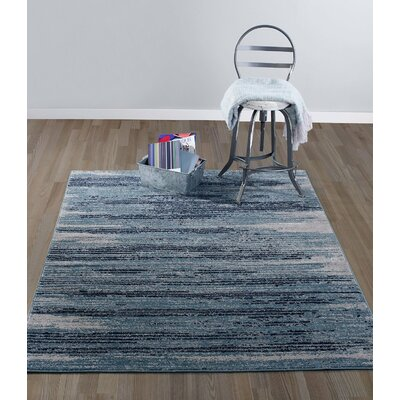 Jasmin Multi-Colored Area Rug Rug Size: 5 x 7