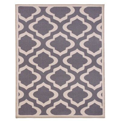 Anne Ivory Area Rug Rug Size: 33 x 5