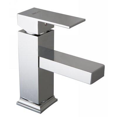Single Handle Single Hole Basin Faucet