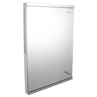 8.5 x 17.5 Surface Mount Medicine Cabinet