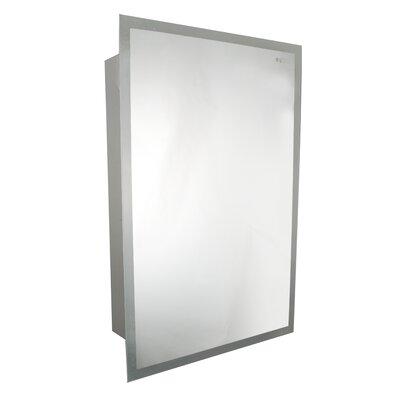 Mirror 29.53 x 35.43 Recessed Medicine Cabinet
