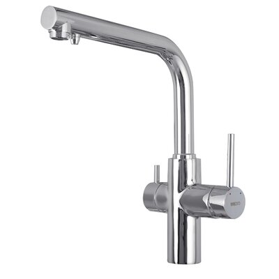 Double Handle Single Hole Kitchen Faucet