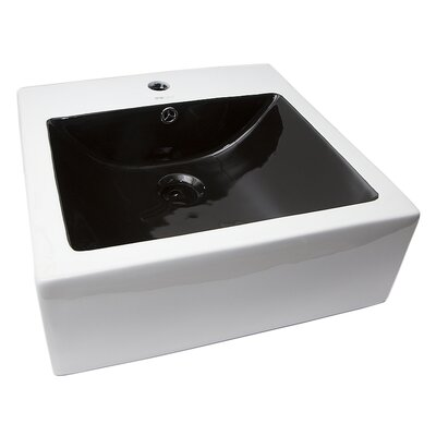 Drop-in Self Rimming Bathroom Sink