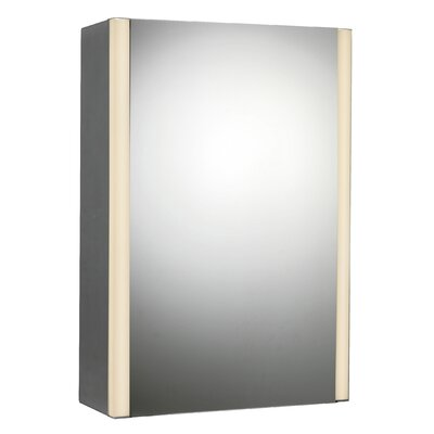21 x 27 Surface Mount Medicine Cabinet with LED Lighting