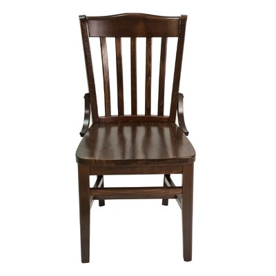 FLS Series Side Chair Upholstery: Ebony