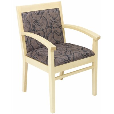 Tea Guest Chair Seat Color: Tobacco, Color: Natural
